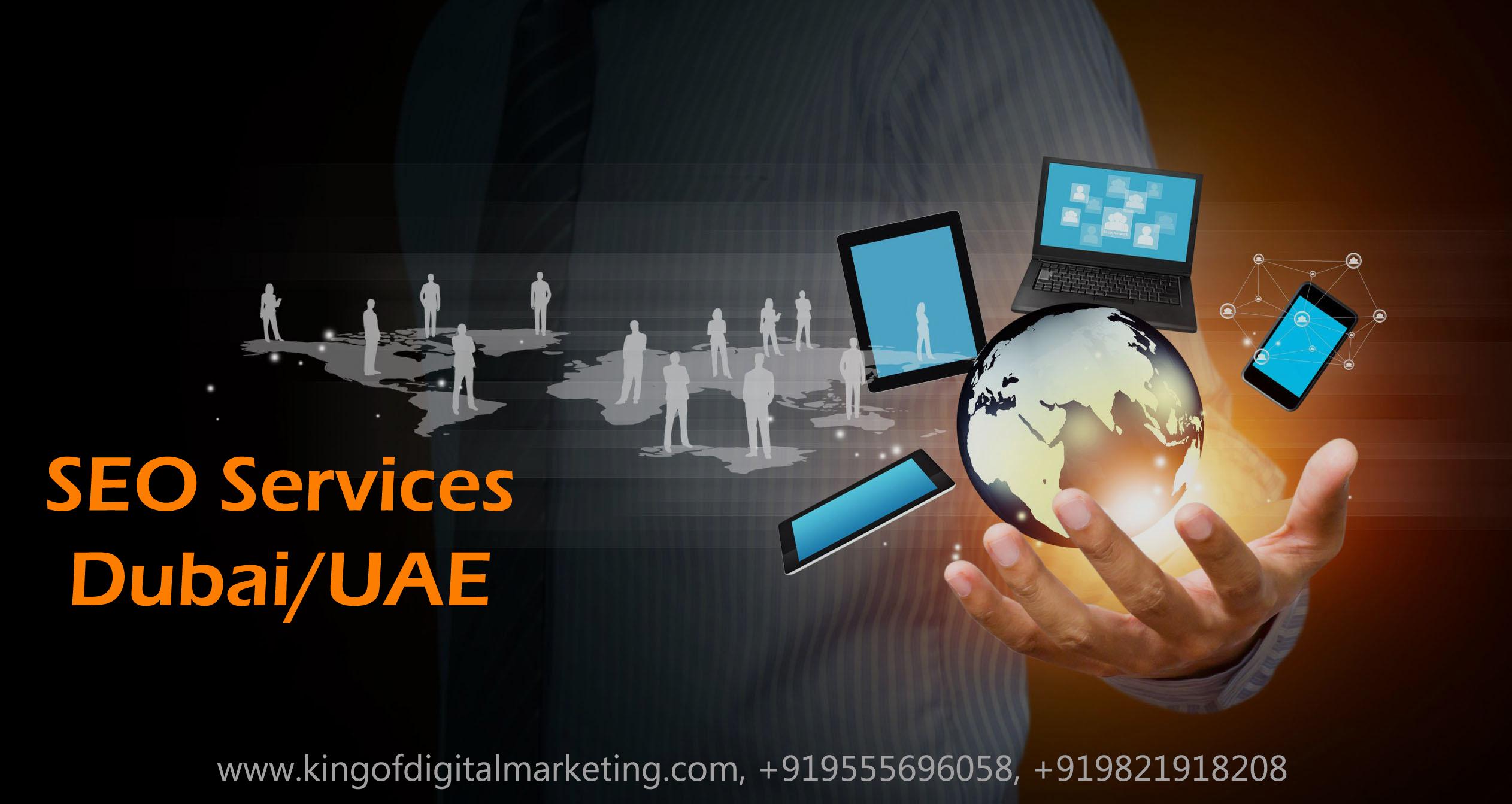 SEO Company in Dubai, SEO Company in UAE Dubai, SMO & PPC Services