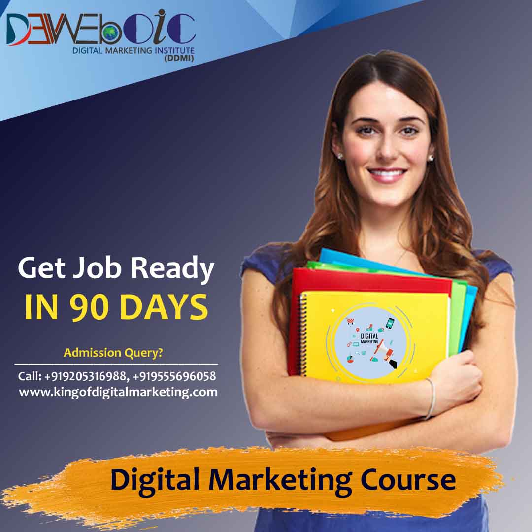 Best Institute for Digital Marketing in Okhla Phase 1 2 3