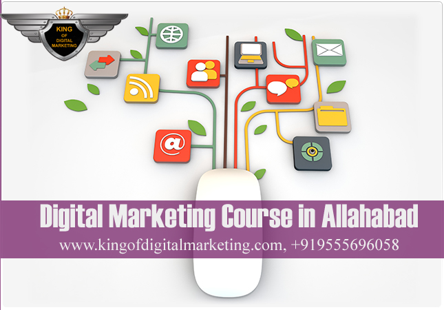 Digital Marketing Course in Allahabad