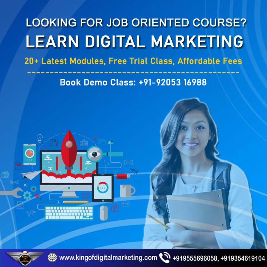 Digital Marketing institute in Okhla New Delhi