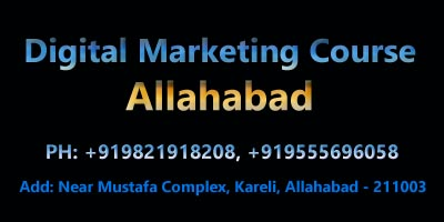 Digital Marketing institute in allahabad