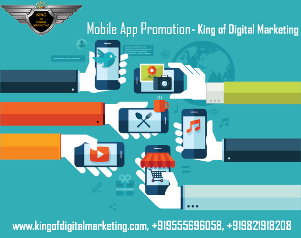 Mobile App Promotion, Android App Promotion