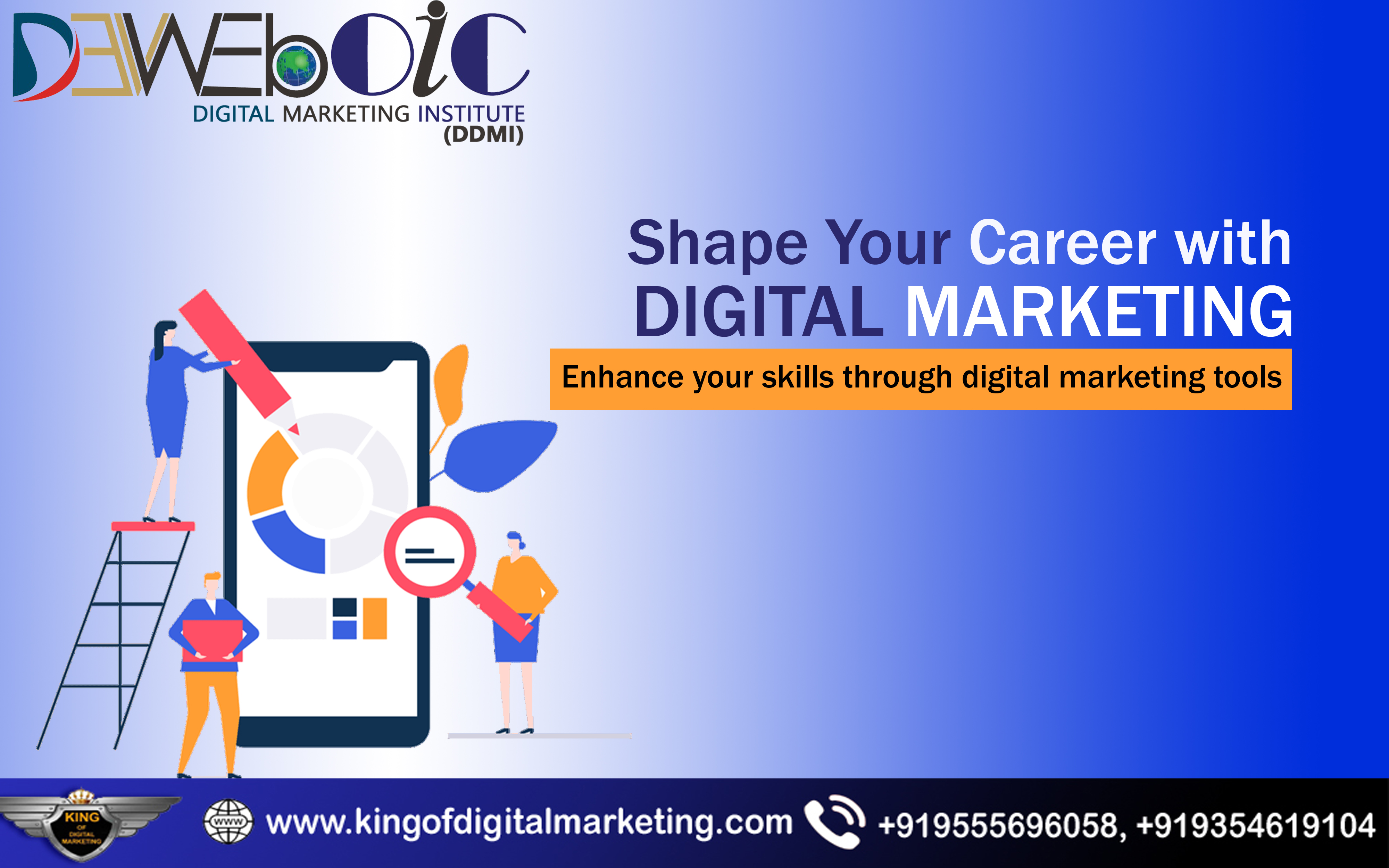 Shape Your Career With Digital Marketing Course in Delhi