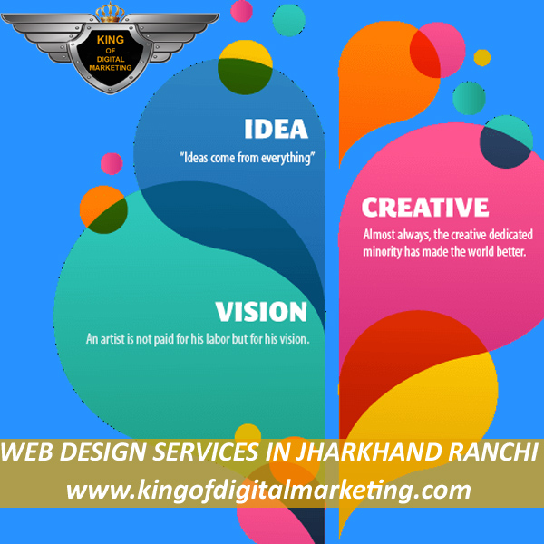 WEBSITE DESIGN SERVICES IN RANCHI JHARKHAND Daltonganj