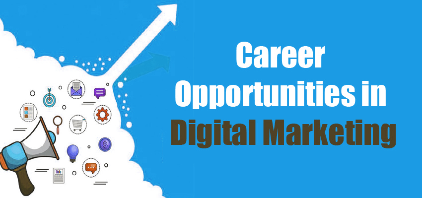 career opportunity in digital marketing