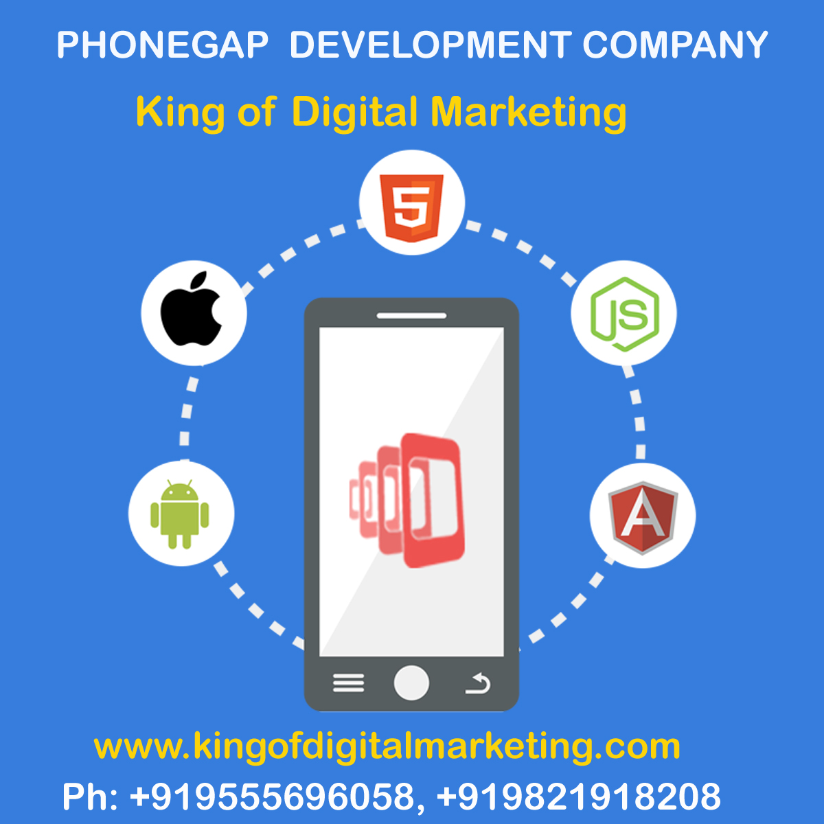 PhoneGap App Development Services Company
