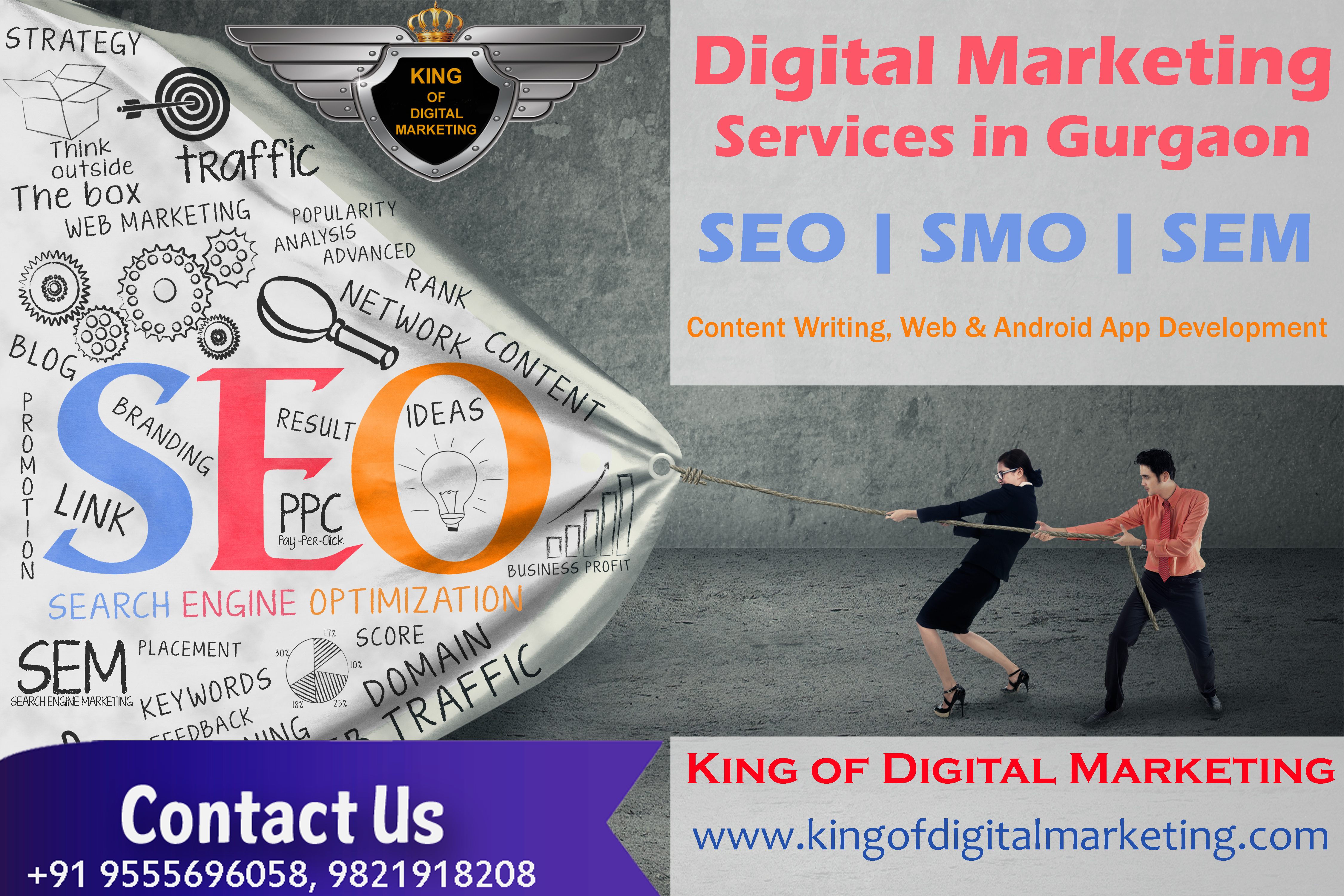 SEO Services in Gurgaon (Delhi NCR)