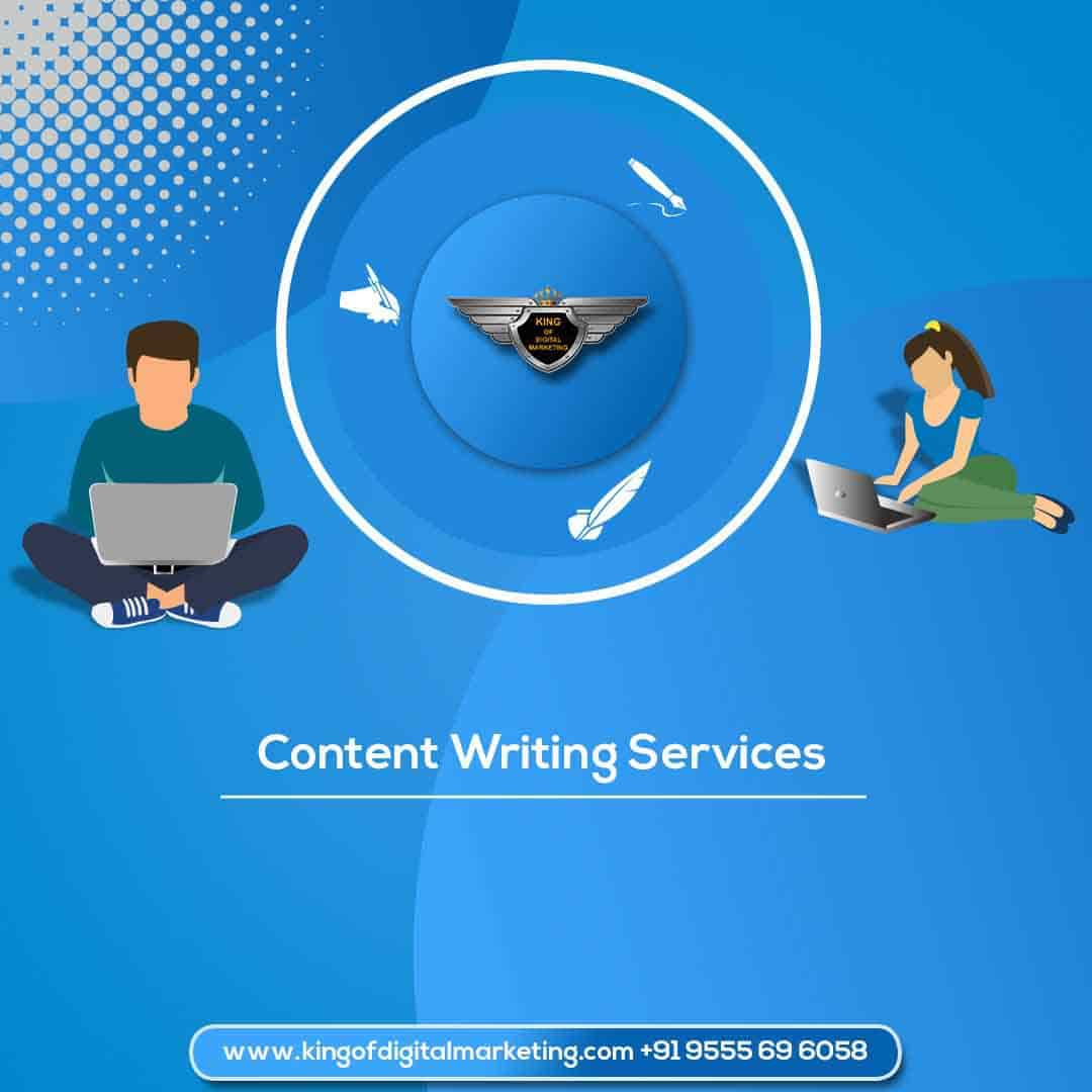 Content Writing Services in Delhi