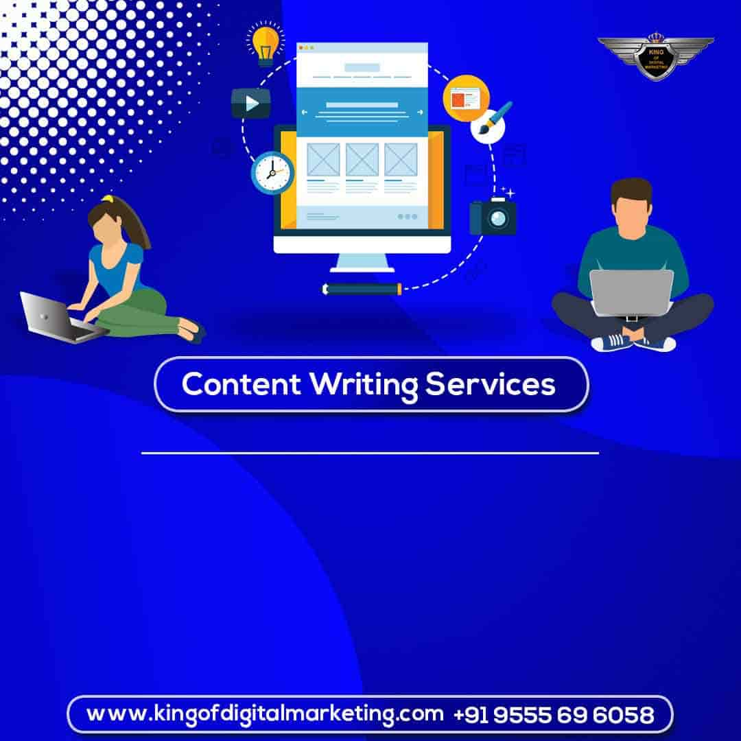 Content Writing Package