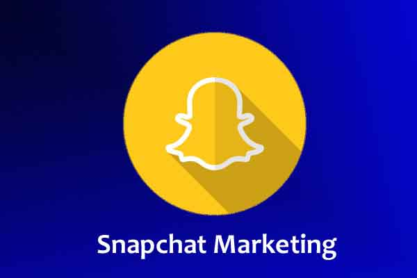 Snapchat marketing Services