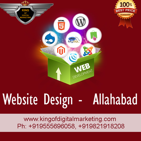 website design services Allahabad, Website Development Allahabad